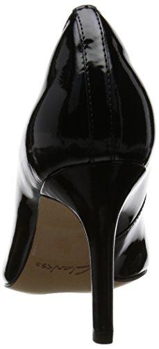 Clarks Dinah Keer - Escarpins femme Noir (Black Pat)