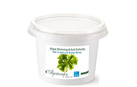 Inch-loss Body Mud Seaweed Wrap bucket 1500 g ● Seaweed Powder for Face, Body and Bath ● Fango d'Alga Mud ● Inch-Loss Body Wrap Contour Treatment ● 3 Algae Facial Mask (oily skin, anti acne, psoriasis and eczema)● Helpful in treating Dermatiitis and Eczema. ● Detox, Slimming and Anticellulite Body Wrap ● Fanghi d'Algae Tummy Waist Mud in powder ● Fucus, Lessonia and Lithothamnium fine and nice smelling powder, harvested in Brittany-France ● SPA and In-Home treatment by bleumarine Bretania