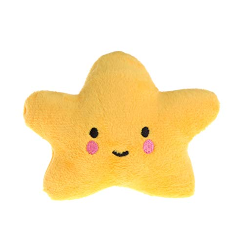 Kalttoy - Cloud plush, Star design, Soft and squeaky sound, for Dogs and Cats