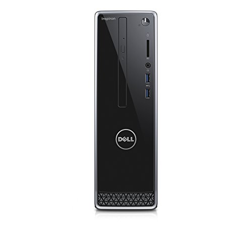 Dell Inspiron i3252-7550BLK Mini PC (6th Gen Intel Core i3/4GB/1TB/DOS/Intel HD 530), Black