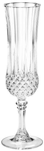 Cristal d 'Arques 7503049longchamps–Juego de 4copas cristal