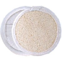 Retail Imports Loofah Bath Pad - 3 ea by RETAIL IMPORTS