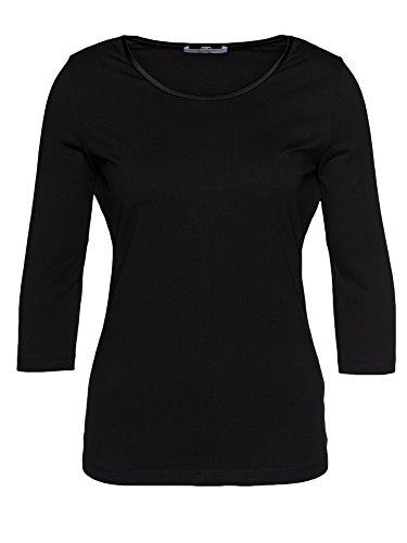 BOSS Shirt Emmina 50290337 Damen, Schwarz, L