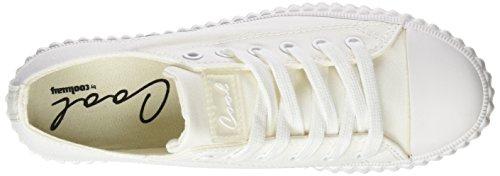Coolway Damen Britney Sneaker Weiß (White)