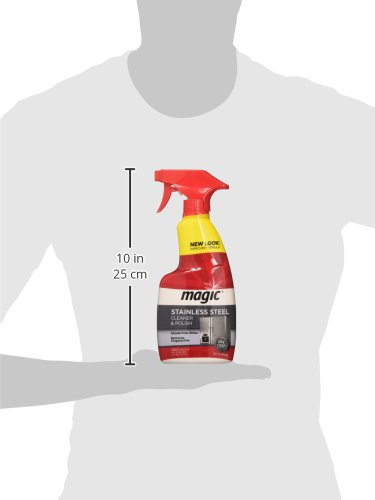 magic stainless steel cleaner 14 fl oz amazoncouk health u0026 personal care