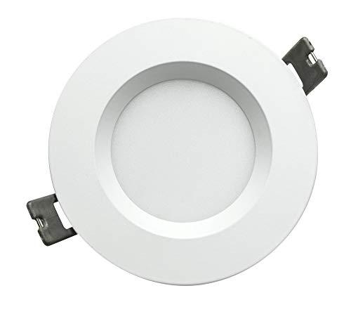 Downlight LED 10W 6000K IP44 120º empotrable redondo Osram