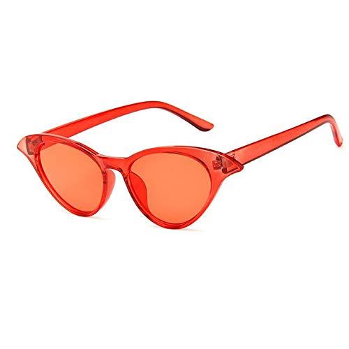 YUHANGH Leopard Frame Sunglasses Klassische Katzenaugen Shades Klare Brille Frauen Gelbe Sonnenbrille Für Frauen