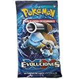 sobres pokemon XY EVOLUCIONES