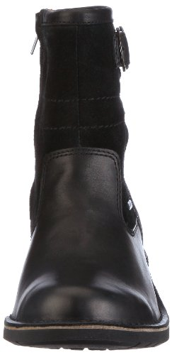 Clarks Motive Hi GTX 203480207 Herren Stiefel Schwarz/Black Leather