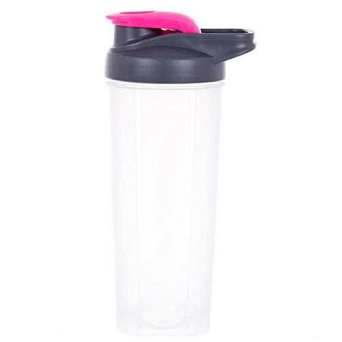 Sommer's Laden Blender Bottle Protein Eiweiß Shaker, Große Kapazität Eiweisshaker Mit Griff Und Schüttelring Staubdicht -