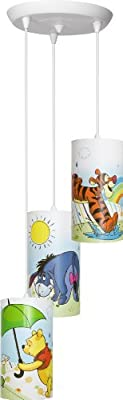 WINNIE THE POOH III Disney Deckenlampe Deckenleuchte Kinderzimmerleuchte Kinderzimmerlampe von Nowodvorski - Lampenhans.de