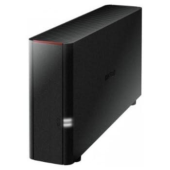 Buffalo Linkstation 210 NAS, 4TB, Nero/Antracite