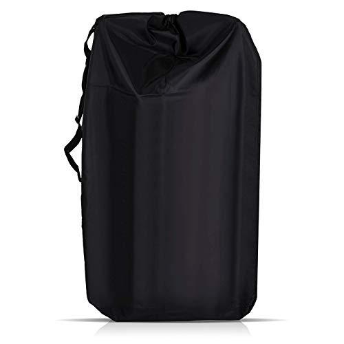 LIHAO Transporttasche Aufbewahrungstasche Schutzhülle für Kinderwagen Wasserdicht 600D