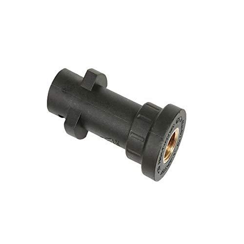 HPT Hotpaint S10 Adaptateur, Laiton Massif, pour Canon à Mousse Machine à Laver Karcher K2-k7