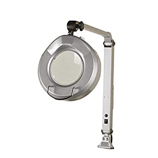 Aslak ALM3-Neon Lamp with Magnifier