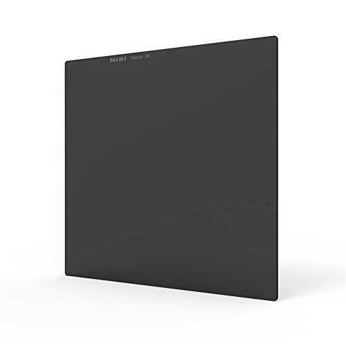 Preisvergleich Produktbild NiSi Nano iR ND500(2,7) 100x100 mm 9 Sto p Graufilter