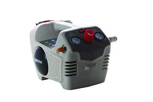Aerotec 200801 - Compressore mobile a batteria, ideale per club e mostri