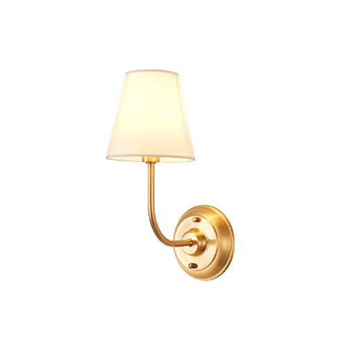 Wandleuchten Moderne minimalistische kreative Kupfer Lampen verwendet, um die Wohnzimmer Flur Gang Balkon Schlafzimmer Nachttisch Beleuchtung zu dekorieren