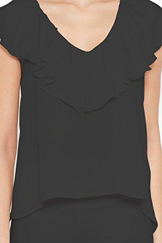 TANTRA Top9548, Blouse Femme Noir