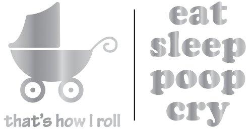 uptown-baby-metallic-sventare-ferro-ons-2-pkg-mangiare-dormire-cacca-roll