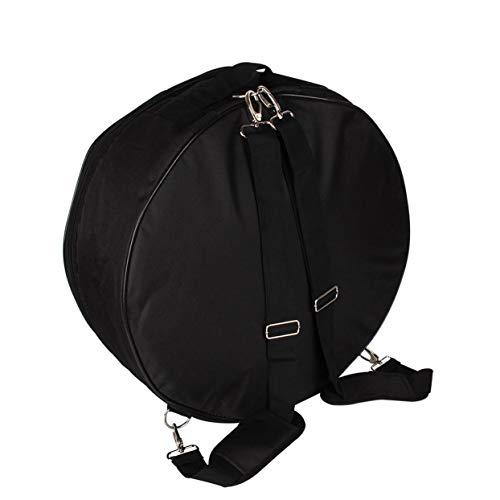 Preisvergleich Produktbild Tree-on-Life Durable 14 Zoll Snare Drum Bag Rucksack Tasche mit Schultergurt Außentaschen Percussion Instrument Parts & Accessories
