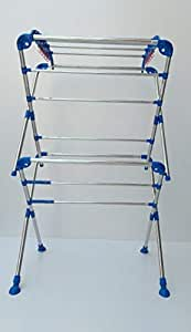 Sumo Folding Cloth Dryer Stand with Cloth Hanging Hooks