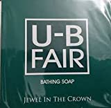 #7: U B Fair Bathing Soap 150gm - Get Look Star Look.!!!