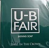 #5: U B Fair Bathing Soap 150gm - Get Look Star Look.!!!