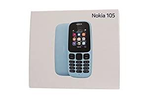 Nokia 105 SIM-Free Mobile Phone (2017 Edition) - Black