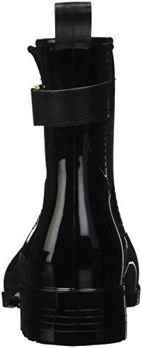 Tommy Hilfiger O1285xley 7r, Baskets Hautes Femme Noir - Nero (Black (990))