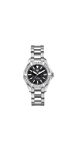 TAG Heuer Femme 35mm Bracelet en acier et coque montre à quartz Swiss Way131p. Ba0748