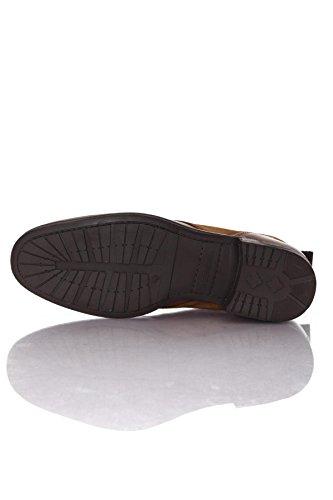 chaussures ville redskins fordan marron Marron