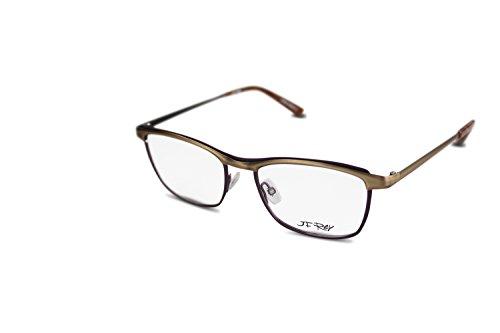 58d5b146cf0 JF Rey Brille Damen eyeglasses Metallgestell JF2685 col.5570 Gold Lila