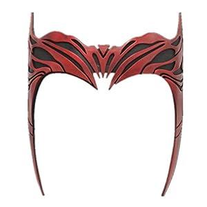 YIPUTONG Máscara de Bruja Escarlata