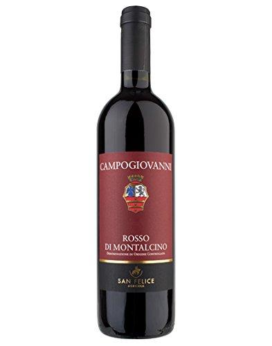 Rosso di Montalcino DOC Campogiovanni San Felice 2016 0,75 L