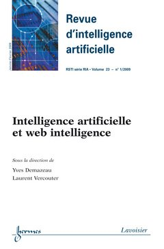Intelligence artificielle et web intelligence (revue d'intelligence artificielle rsti serie ria vol.