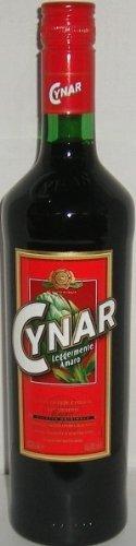 Cynar Artischocken Bitter aus Italien 0,7 Ltr.