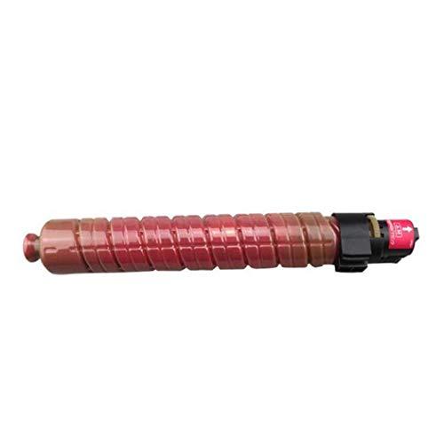 Cartuccia toner per stampante laser, compatibile con Ricoh Aficio MPC3500 4500 a colori, 4 colori size Giallo.