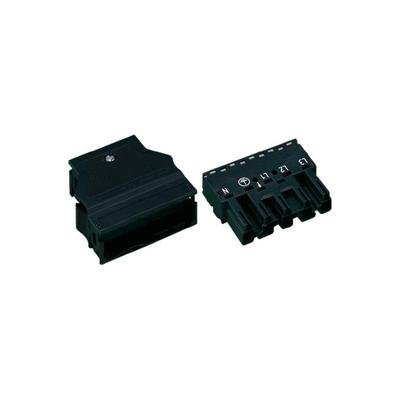 Wago STECKER 2X0,5-4MM² 5-POL CLAMP®S-ANSCHLU