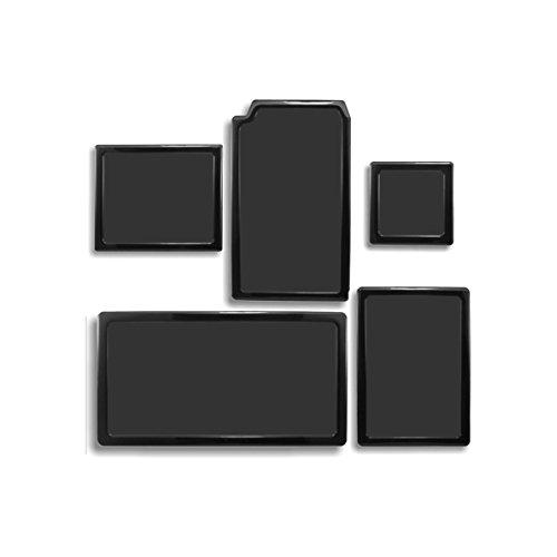DEMCiflex CM 690 II - Set di filtri magnetici antipolvere per case pc