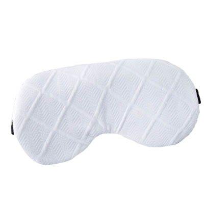 Schlafmaske Schlafenaugen-Abdeckung Super-Smooth Augenmaske für Reise, Beige