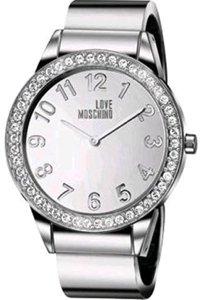 Montre Moschino Quartz - Affichage analogique bracelet Acier Inoxydable et Cadran MW0440