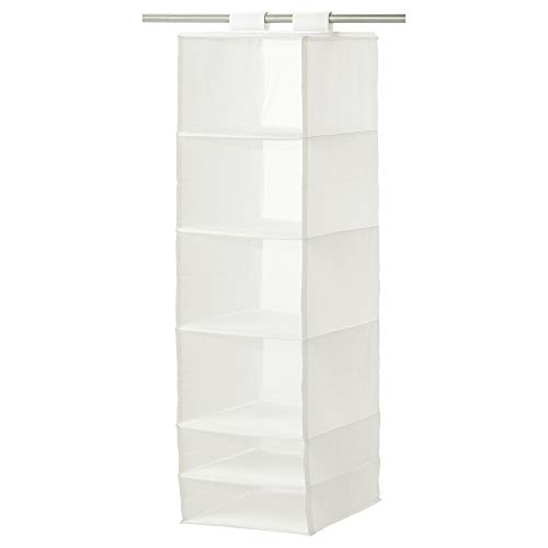 IKEA SKUBB - stockage à 6 compartiments, blanc