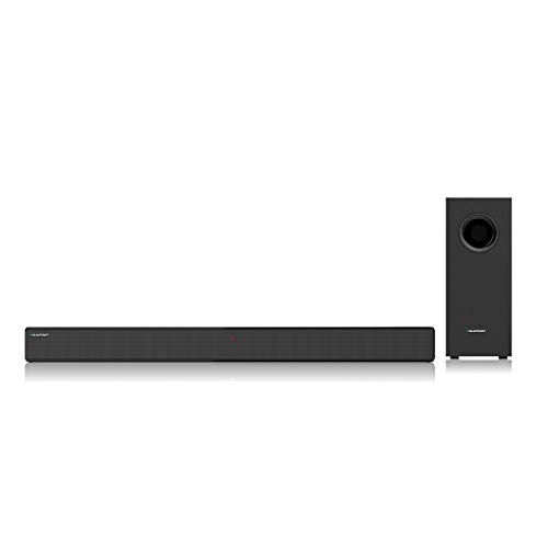 Buy Blaupunkt SBW100 120Watts Wired Soundbar with Subwoofer and Bluetooth online in India at discounted price