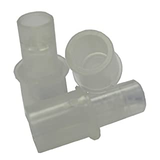 10 x Replacement mouth pieces for the AL6000 Digital Alcohol Breathalyser/Breathalyzer Tester by AlcoDigital Ltd
