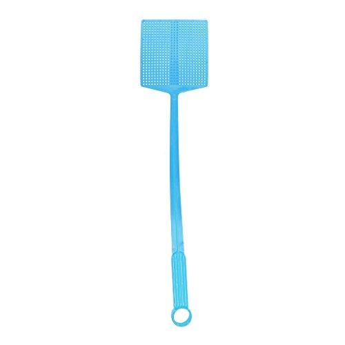 Fliegenklatsche Fliegen Klatsche Mosquito Killer Wasp Mückenfalle Blau