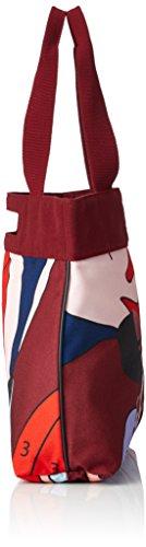 Adidas Rita Ora Damen Tote/Shopper Dunkel Rot Collegiate Burgundy/Multicolor/White