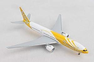 Herpa 527859 - Scoot Boeing 777-200ER, Miniaturmodelle