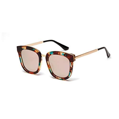 ZXL Die Sonnenbrille und die edle Box sind stilvolle, personalisierte Retro-Sonnenbrillen