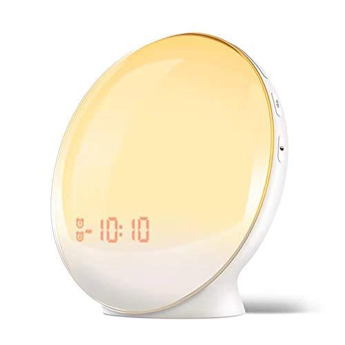 Wake Up Light Despertador Luz - luz nocturna niños